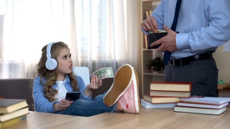 Does Spoiling a Child Cause Narcissism