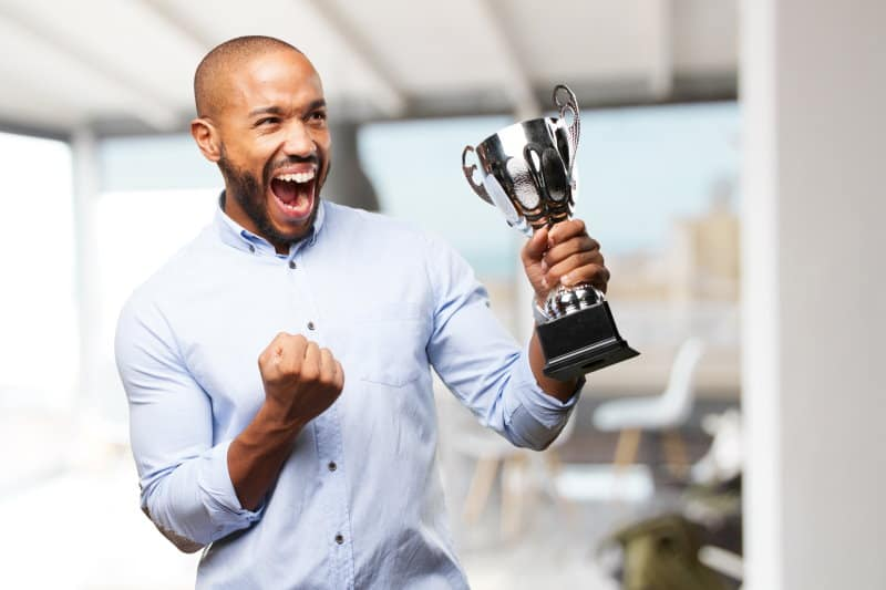 All narcissists love to compete and win against other people in their lives