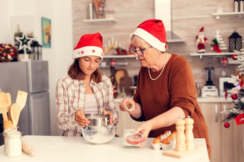 Childhood Experiences of Christmas with a Narcissistic Mother
